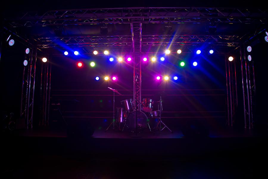 ライブステージ・旧ファンタジーブースの改装が完了いたしました!